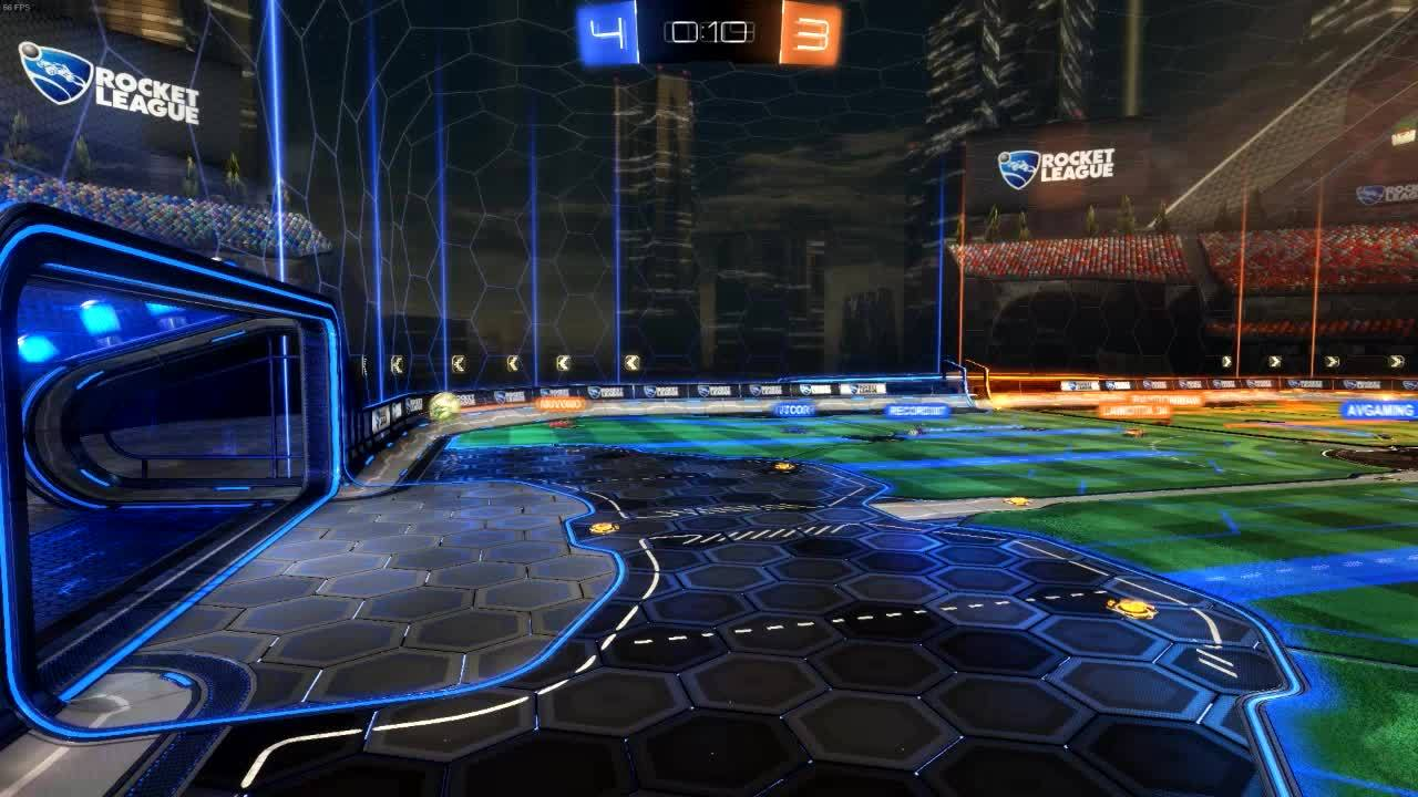 REBL, Reddit, RocketLeague, Scored with 1 second to put it to overtime! GIFs