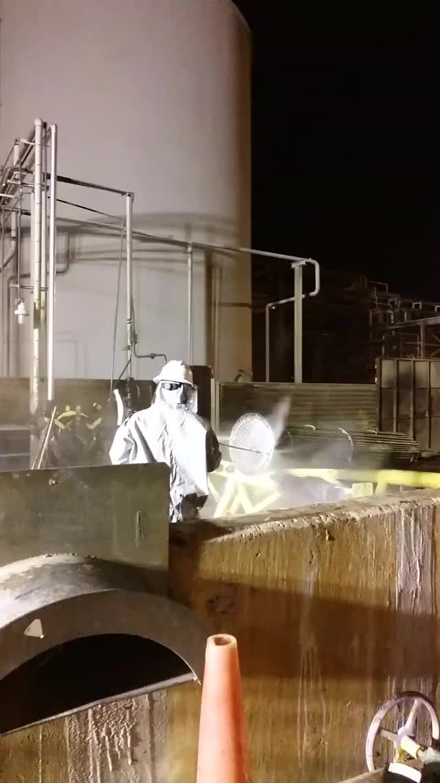 Watch 20,000 psi hydroblasting GIF by @mworsham1 on Gfycat. Discover more related GIFs on Gfycat