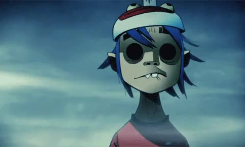 Watch Gorillaz GIF on Gfycat. Discover more related GIFs on Gfycat