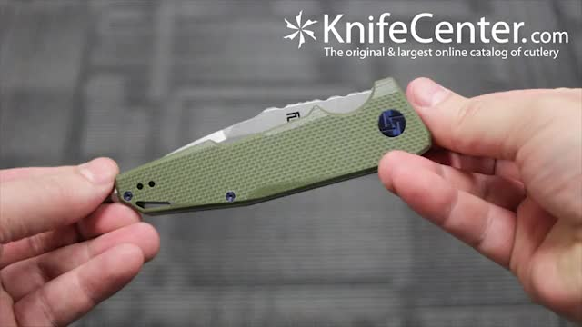 Watch and share ArtisanCutlery ACU1706PGN GIFs by knifecenter on Gfycat