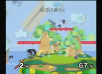 Mew2King(Marth) vs Kels(Falco) 2.3