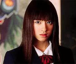 Watch and share Chiaki Kuriyama GIFs and Gogo Yubari GIFs on Gfycat
