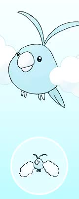 Watch and share Pokemon Sprites GIFs and Mega Altaria GIFs on Gfycat