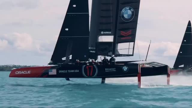 Watch and share Sailboat GIFs by bernews on Gfycat