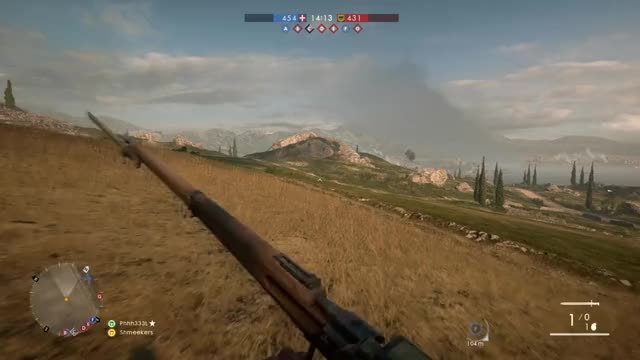 Watch and share Battlefield GIFs and Sniper GIFs by Shmeekers on Gfycat