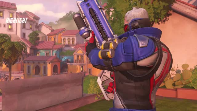 Watch and share Highlight GIFs and Overwatch GIFs by the22guy on Gfycat