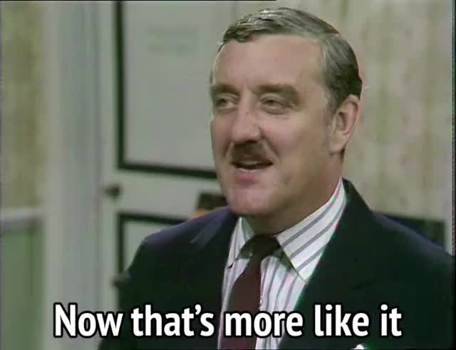 Watch and share Fawlty Towers GIFs by MikeyMo on Gfycat