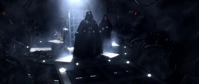 Watch and share Post Darth Vader NO  Star GIFs on Gfycat