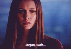 Watch and share Gifs Mine The Vampire Diaries Elena Gilbert Stefan Salvatore Stelena Seriously Paul Stop Making Me Cry GIFs on Gfycat