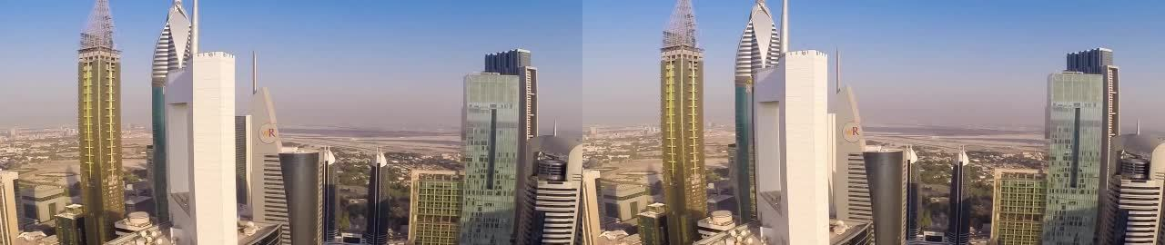 crossview, drone, High in Dubai - Drone Footage (Crossview Conversion) GIFs