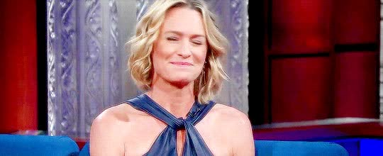 Watch this GIF on Gfycat. Discover more robin wright GIFs on Gfycat