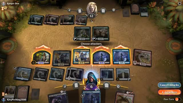 Watch Treacherous Dragons GIF by KingNothing2000 (@kingnothing2000) on Gfycat. Discover more Gaming, MTG Arena, kingnothing2000 GIFs on Gfycat