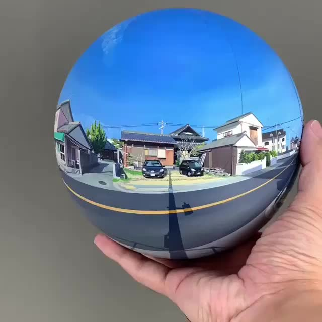 Watch and share Hyper-realistic Art Ball GIFs by GIFs For Everything on Gfycat