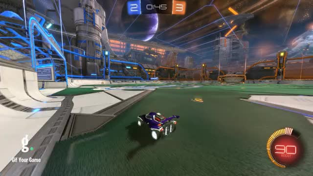Watch Goal 6: Dabble GIF by Gif Your Game (@gifyourgame) on Gfycat. Discover more Dabble, Gif Your Game, GifYourGame, Goal, Rocket League, RocketLeague GIFs on Gfycat