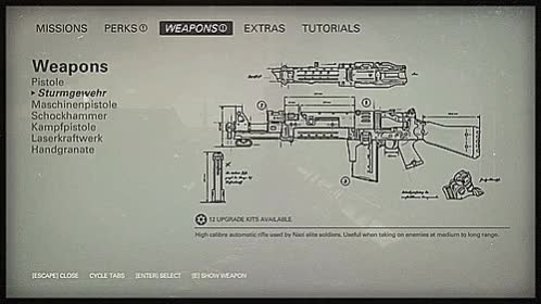 Watch and share Weapons GIFs by pressstartau on Gfycat
