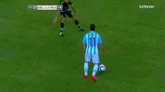 soccer, One detail is different, check out what happens to the keeper... (reddit) GIFs