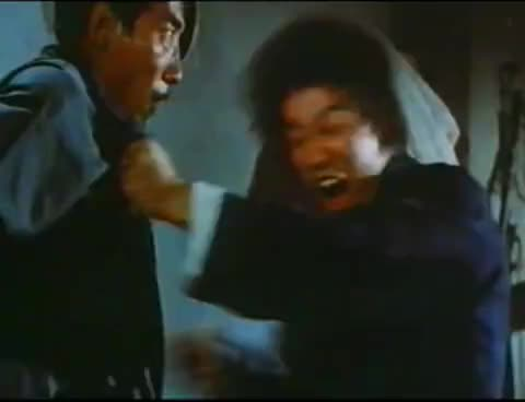 Bruce Lee, bruce lee, fight, fighting, kung fu, punch, Bruce Lee GIFs