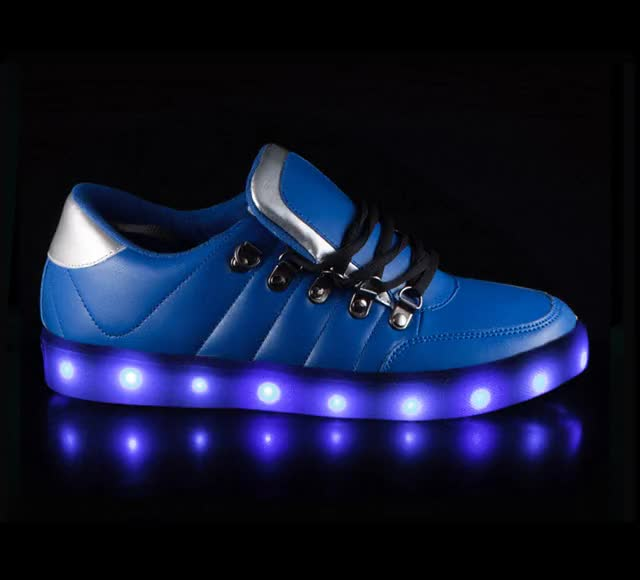 Watch and share LED Light Up Shoes | Official Online Store Of HoverKicks GIFs on Gfycat