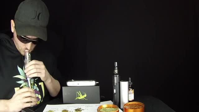 Grasshopper Vaporizer Demo (reddit) GIF | Find, Make & Share Gfycat GIFs