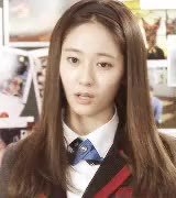 Watch pretty GIF on Gfycat. Discover more !gif, 1000, d, f(x), heirs, jung soojung, krystal GIFs on Gfycat