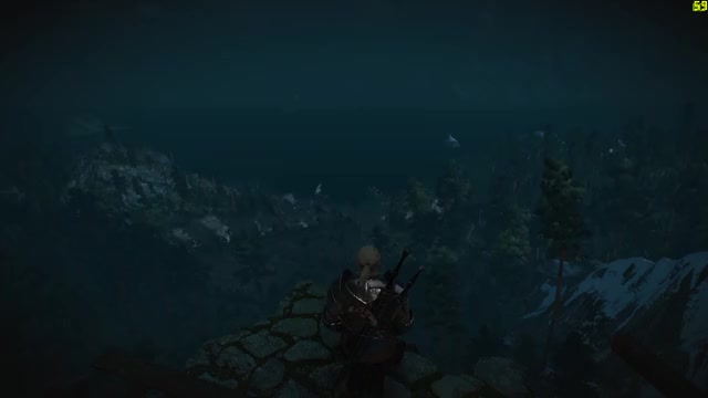Watch skellige meditation GIF by @brotherbeck on Gfycat. Discover more 60fpsgaminggifs, gaming GIFs on Gfycat