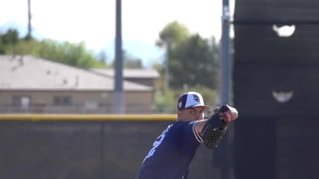 Watch and share Mackenzie Gore GIFs and Baseball GIFs by Pitcher Giffer on Gfycat
