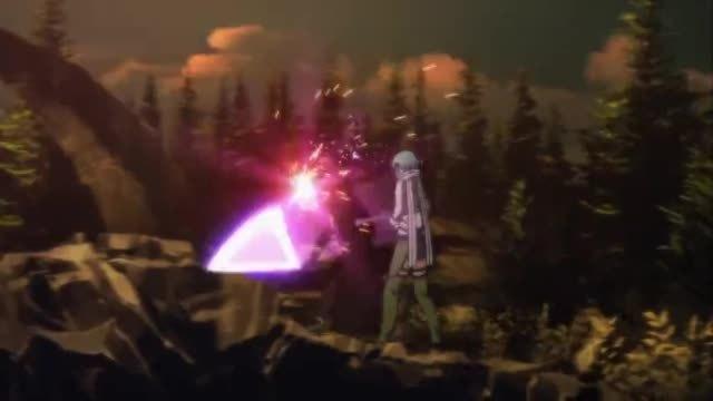 anime, swordartonline, [Spoilers] Sword Art Online II - Episode 9 [Discussion] (reddit) GIFs