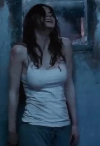 Watch and share Alexandra Daddario GIFs and Horrified GIFs on Gfycat