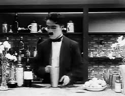 Watch this GIF on Gfycat. Discover more 1916, charlie chaplin, film, the rink, vintage GIFs on Gfycat