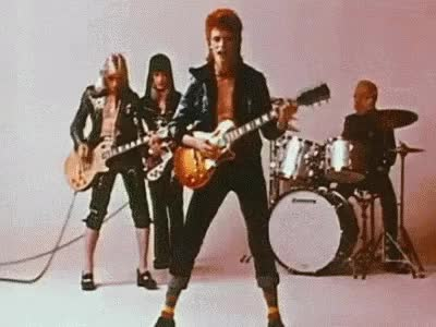 Watch this david bowie GIF on Gfycat. Discover more david bowie, music GIFs on Gfycat