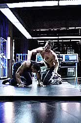Watch and share Oliver Queen Gifs GIFs and Salmon Ladder GIFs on Gfycat