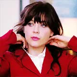 Watch and share Zooey Deschanel GIFs and Jess Day GIFs on Gfycat