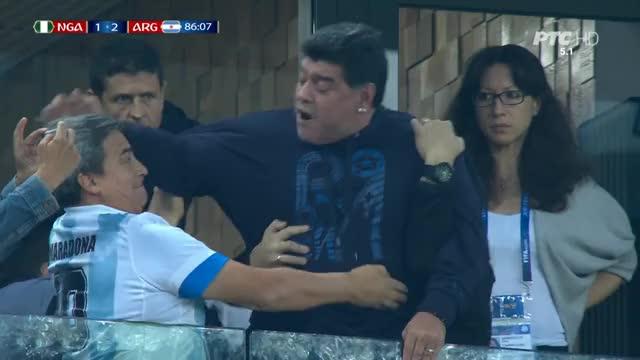 Watch and share Diego Maradona GIFs and Celebs GIFs on Gfycat