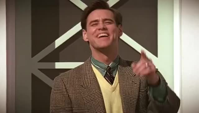 Watch and share Hilarious GIFs and Carrey GIFs by Deus GIF Machina on Gfycat