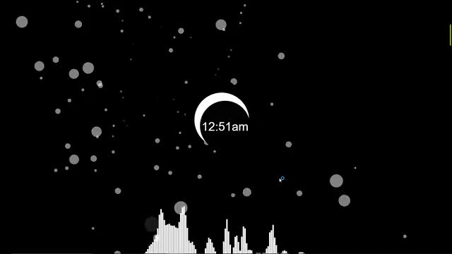 Watch and share Wallpaper Engine + Rainmeter Mix! GIFs by jojo2225 on Gfycat