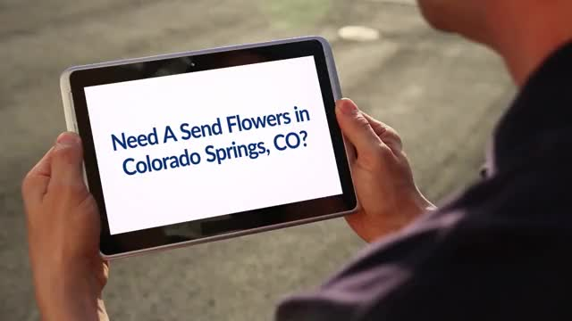 Watch and share Same Day Send Flowers In Colorado Springs, CO GIFs by Flower Delivery Colorado on Gfycat