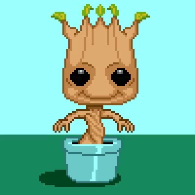 Watch and share Dancing Groot GIFs on Gfycat