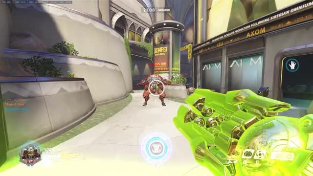 Watch and share Overwatch Orisa GIFs by naeri_ on Gfycat