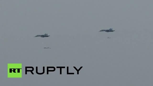 Watch and share Su34 Bombs GIFs by kickah on Gfycat