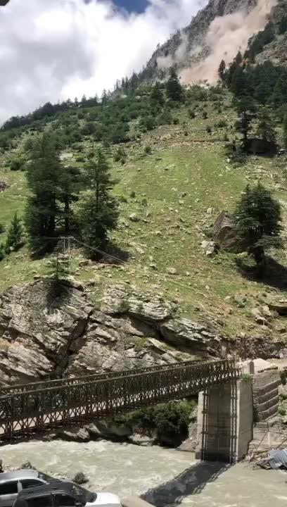 Watch and share Rockfall GIFs by Farrukh Shah on Gfycat