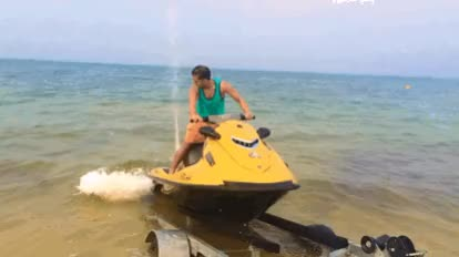 Watch and share Bnaider GIFs and Jetski GIFs on Gfycat