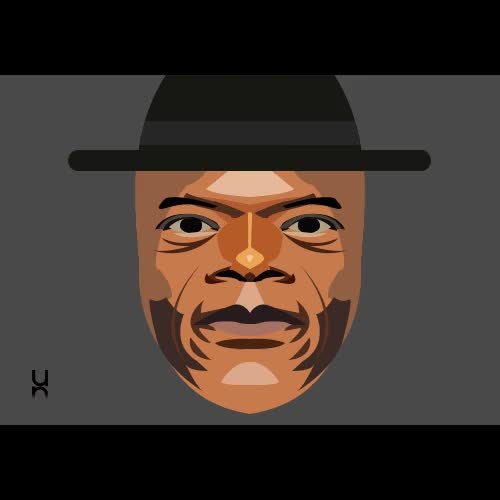 Watch and share Samuel Jackson Through The Years GIFs by imaginist on Gfycat