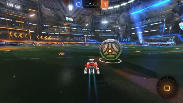 Watch Goal 2: Binagin GIF by Gif Your Game (@gifyourgame) on Gfycat. Discover more Binagin, Gif Your Game, GifYourGame, Goal, Rocket League, RocketLeague GIFs on Gfycat