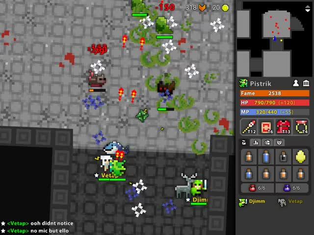 Watch ROTMG: RIP Vetap :( GIF by Pistrik (@ykssarv) on Gfycat. Discover more related GIFs on Gfycat