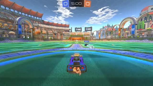Watch and share Rocket League GIFs by b0xors on Gfycat