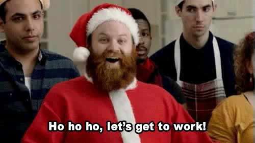 Watch XEByBTiO ATazC ho ho ho lets get to work GIF on Gfycat. Discover more related GIFs on Gfycat