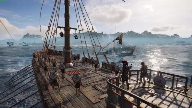Watch and share Assassin's Creed Odyssey 2018.12.03 - 03.31.34.03 1 GIFs by podizzler300 on Gfycat