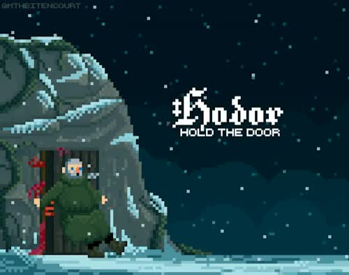 Watch hold the door GIF on Gfycat. Discover more related GIFs on Gfycat