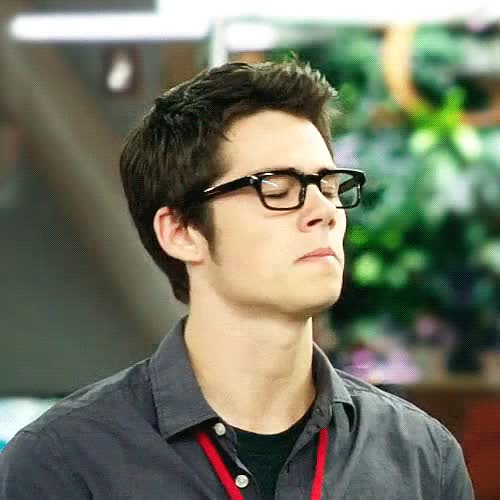 Watch and share Dylan O'brien Nerd GIFs and Dylan O'brien Gifs GIFs on Gfycat