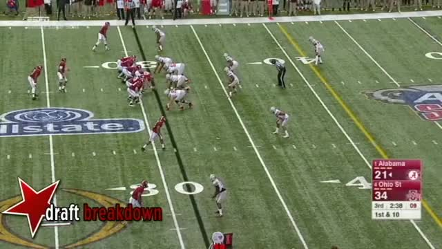 Watch Derrick Henry vs  Ohio State 2014 GIF on Gfycat. Discover more derrick henry, dynasty fantasy football, nfl draft GIFs on Gfycat
